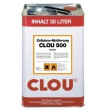 Zellulose- Mattierung CLOU 500